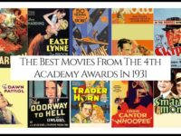 Ranking All The Movies Nominated At The 4th Academy Awards In 1931