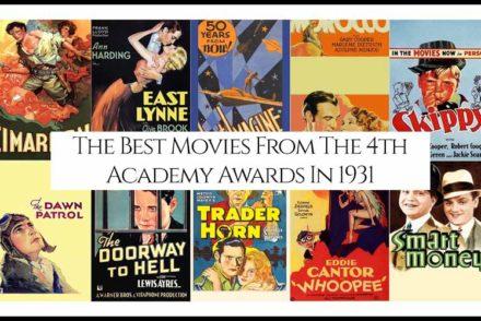 4th Academy Awards 1931