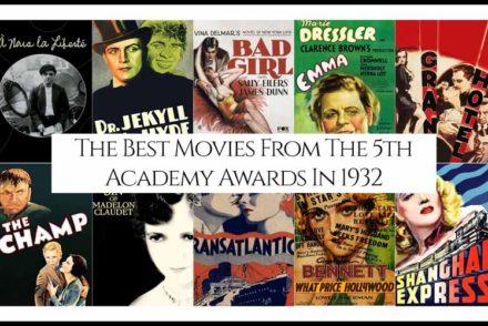 5th Academy Awards 1932