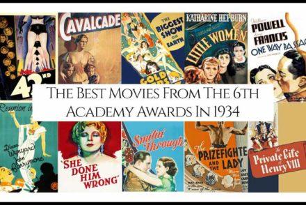 6th Academy Awards 1934