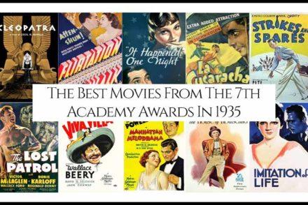 7th Academy Awards 1935