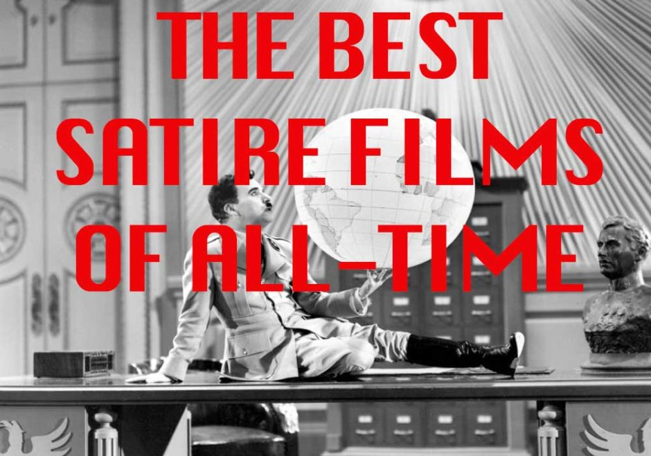 Best Satire Films Of All Time