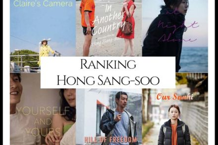 Hong Sang-soo Filmography Movie Ranking