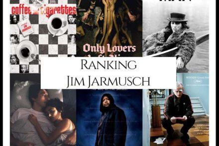 Jim Jarmusch Filmography Movie Ranking