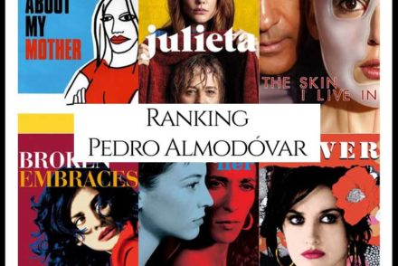 Pedro Almodovar Filmography Movie Ranking