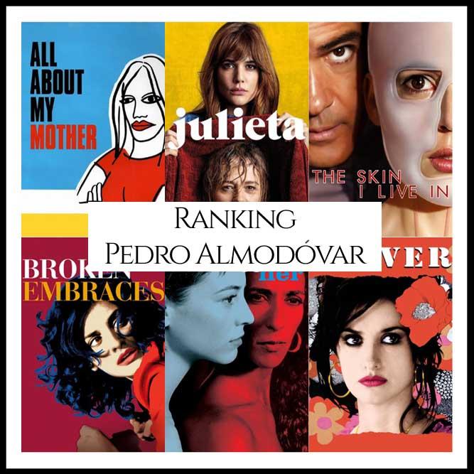 Pedro Almodovar Filmography Movie Ranking