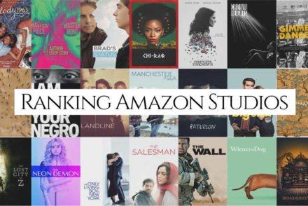 Reanking Amazon Studios Entire Catalog