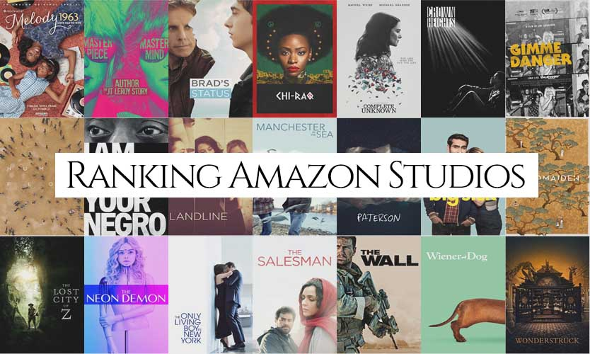 Reanking Amazon Studios Entire Catalog