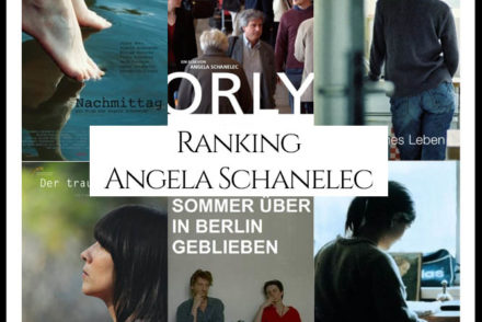 Angela Schanelec Filmography Movie Ranking