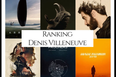 Denis Villeneuve Filmography Movie Ranking