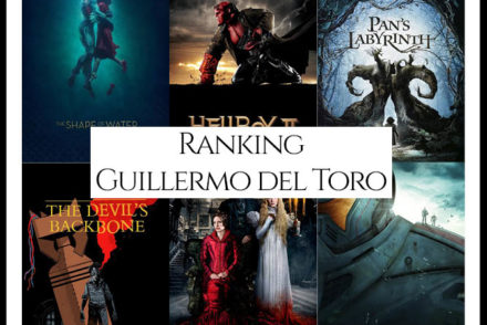 Guillermo del Toro Filmography Movie Ranking