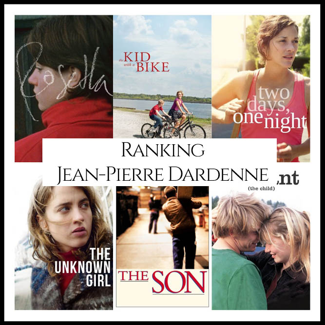 Luc & Jean-Pierre Dardenne Filmography Movie Ranking