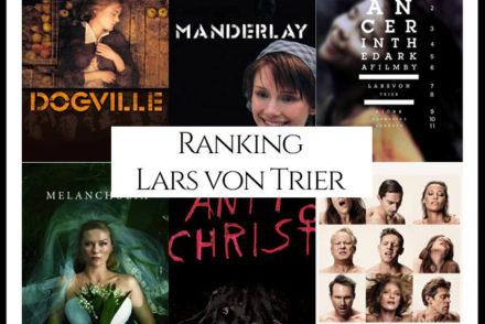 Lars von Trier Filmography Movie Ranking