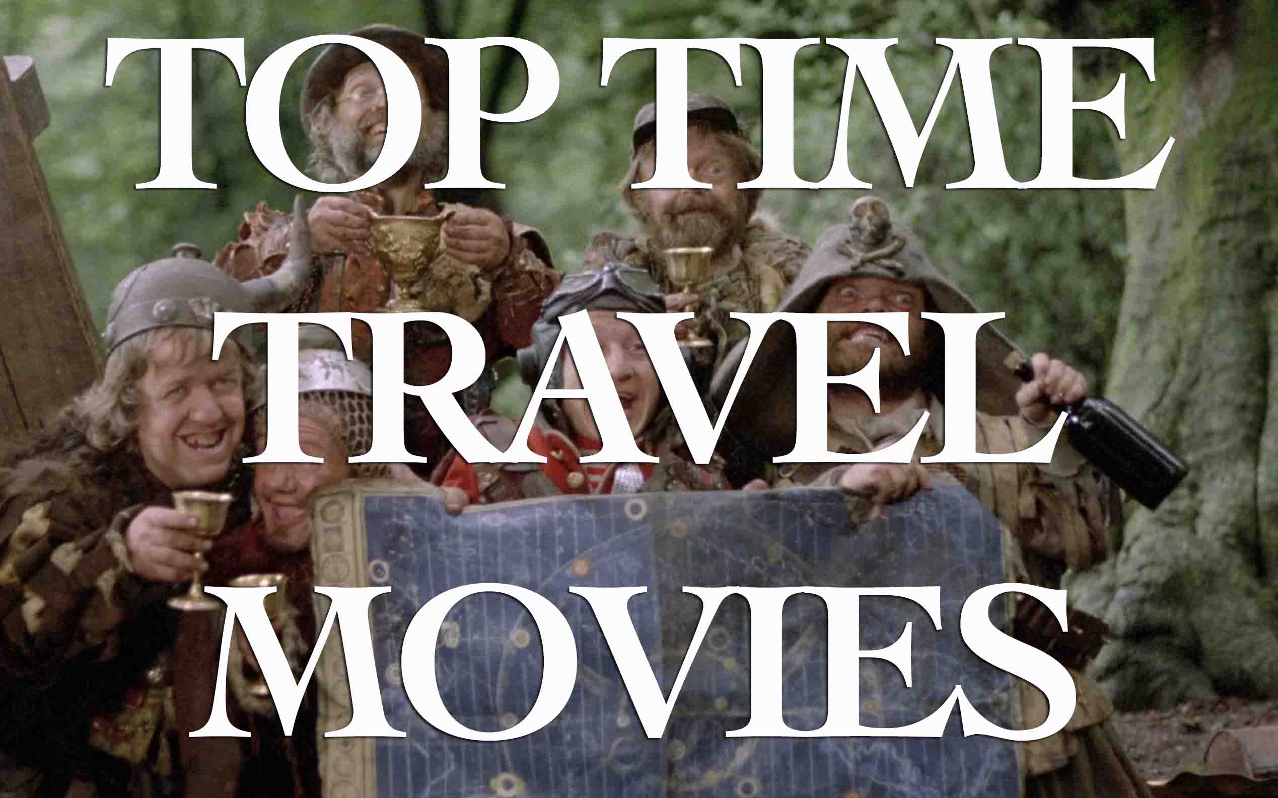 The Best Time Travel Movies
