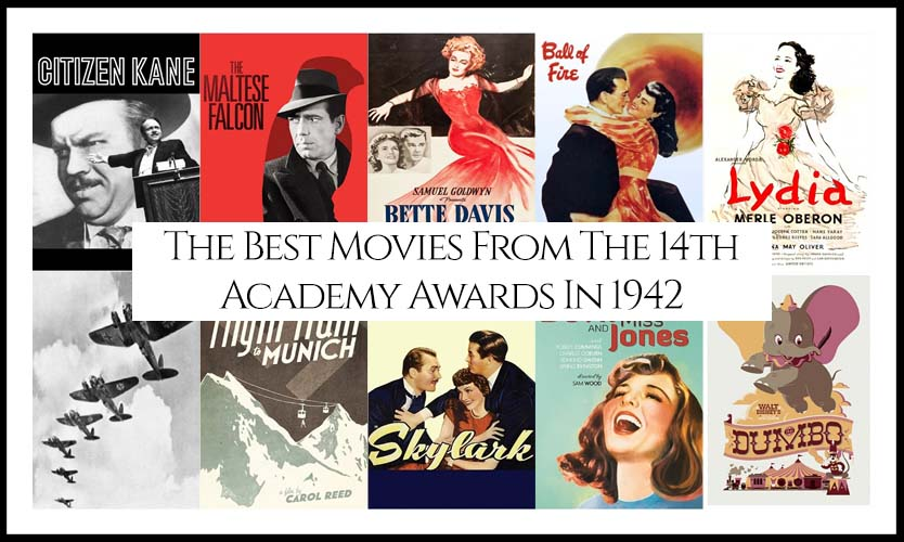 Ranking All The Movies Nominated At The 14th Academy Awards In 1942