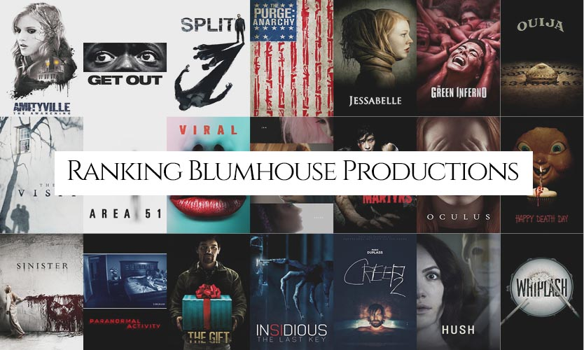 Ranking The Best Blumhouse Production Movies - Cinema DailiesCinema