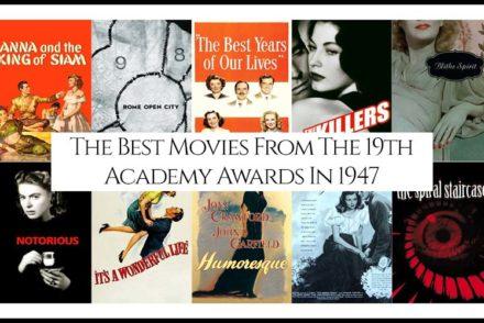 19th Academy Awards 1947