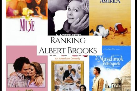 Albert Brooks Filmography Ranking Films