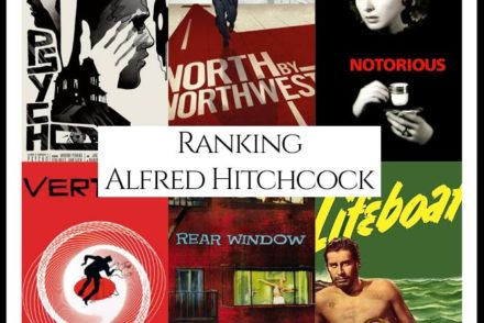 Alfred Hitchcock Filmography Ranking Movies