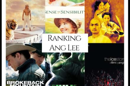 Ang Lee Filmography Ranking Movies
