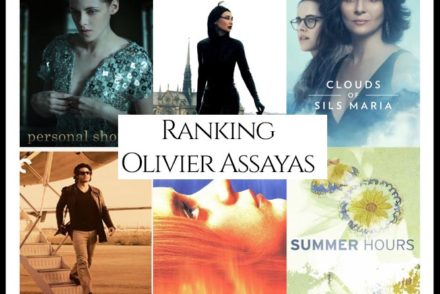 Olivier Assayas Filmography Ranking Movies