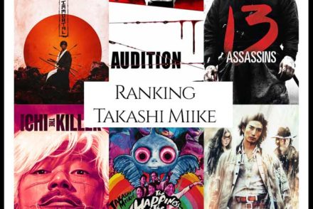 Takashi Miike Filmography Ranking Movies