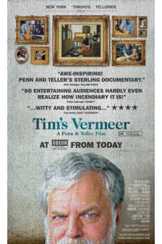 Tim's Vermeer (2014)