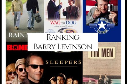 Barry Levinson Filmography Movie Ranking Movies