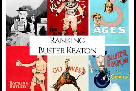 Buster Keaton Filmography Movie Ranking Movies