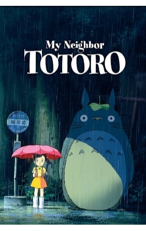 My Neighbor Totorro (1988)