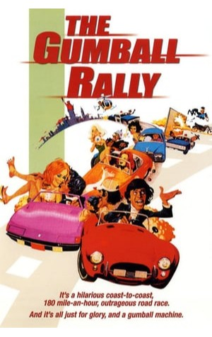 The Gumball Rally (1976)