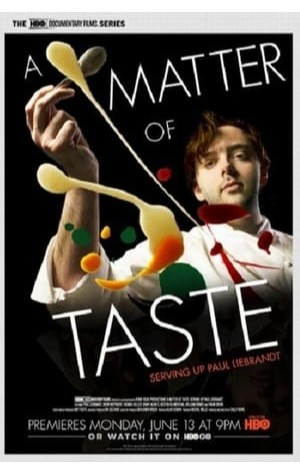 A Matter Of Taste (2011)