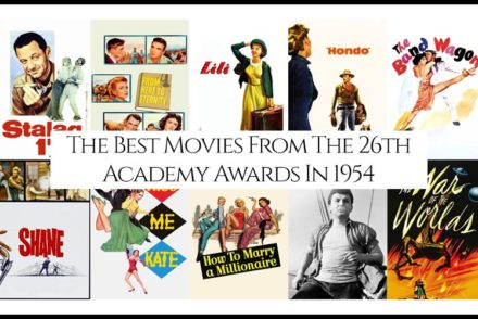 26th Academy Awards 1954 Best Movies
