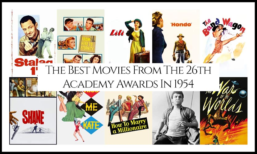 Ranking All The Movies Nominated At The 26th Academy Awards In 1954