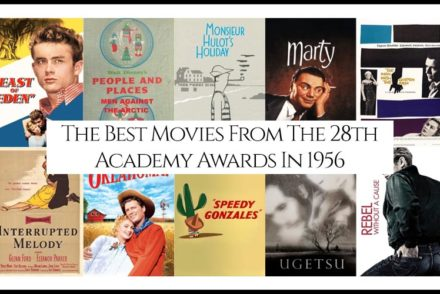 28th Academy Awards 1956 Best Movies