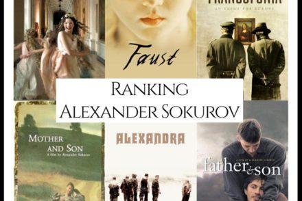 Alexander Sokurov Filmography Movie Ranking Movies