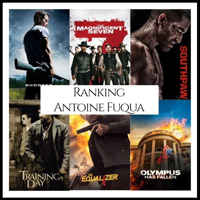 Ranking All Of Director Antoine Fuqua's Movies