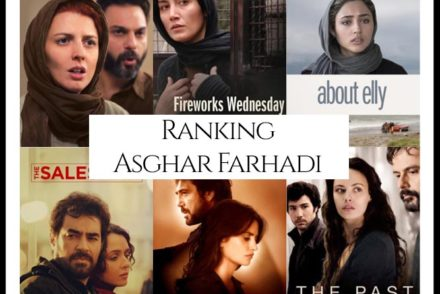 Asghar Farhadi Filmography Movie Ranking Movies
