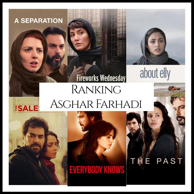 Ranking All Of Director Asghar Farhadi's Movies