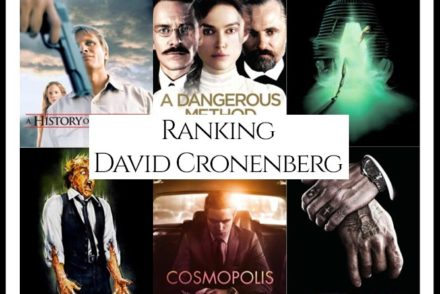 David Cronenberg Filmography Movie Ranking Movies
