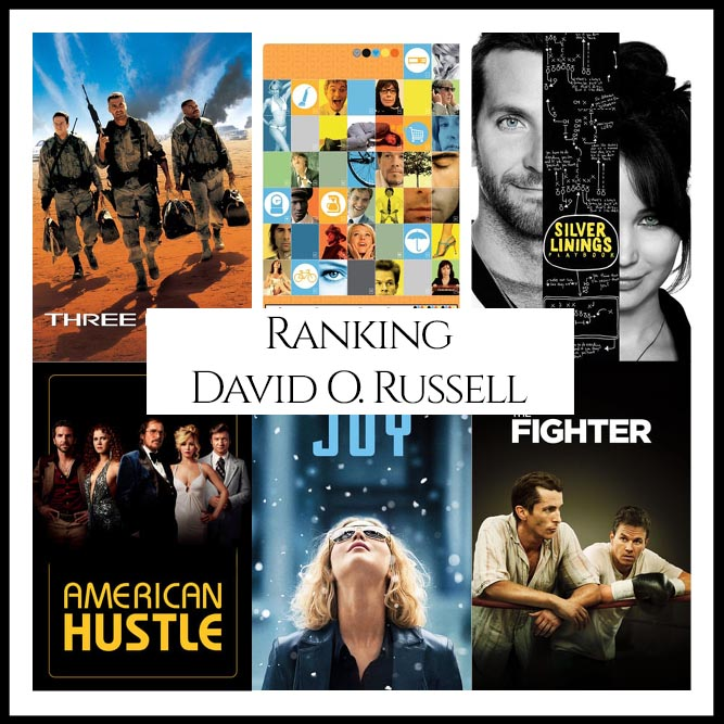 David O. Russell Filmography Movie Ranking Movies