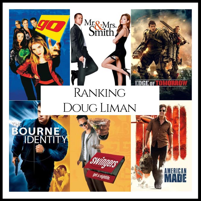 Doug Liman Filmography Movie Ranking Movies