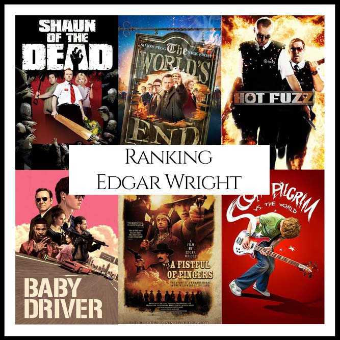 Ranking All Of Director Edgar Wright's Movies