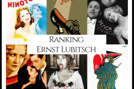 Ernst Lubitsch Filmography Movie Ranking Movies