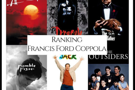 Francis Ford Coppola Filmography Movie Ranking Movies