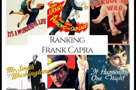 Frank Capra Filmography Movie Ranking Movies