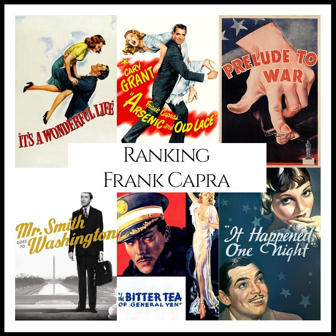 Frank Capra Filmography Movie Ranking Movies
