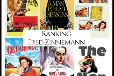Fred Zinnemann Filmography Movie Ranking Movies