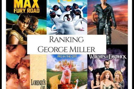 George Miller Filmography Movie Ranking Movies