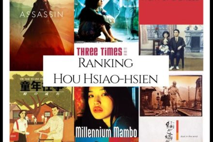 Hou Hsiao-hsien Filmography Movie Ranking Movies